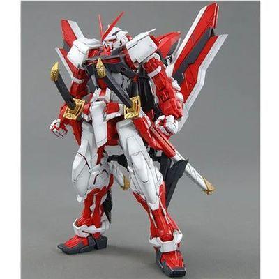 大班模型 MG 1/100 红异端 改 红色迷惘 拼装高达机器人 带特典
