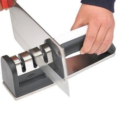 磨刀神器磨菜刀磨剪刀多功能磨刀器家用磨刀石厨房用品小工具居家