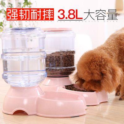 宠物自动喂食器喂水狗狗饮水器喝水器挂式猫咪饮水机狗碗宠物用