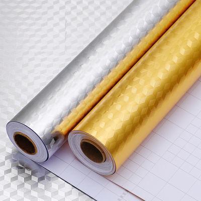 厨房贴纸防油耐高温防火灶台家具翻新橱柜桌子桌面防水墙纸自粘