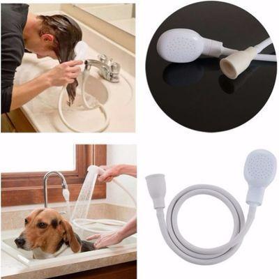 简易花洒淋浴软管套装水龙头喷头大学生宿舍洗澡神器寝室租房通用