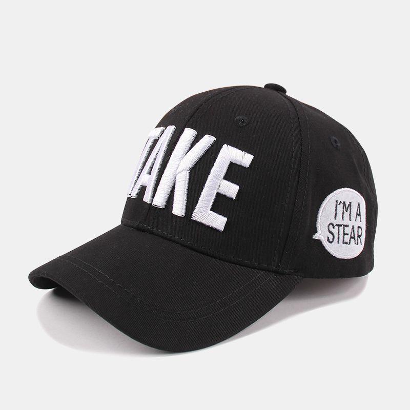 儿童帽子中大童春夏秋防晒帅气男童帽子儿童棒球帽遮阳儿童鸭舌帽