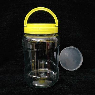 蜂蜜瓶塑料瓶1斤2斤3斤4斤5斤10斤蜂蜜罐储物罐酱菜瓶纸箱包装