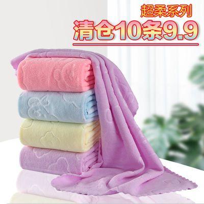 【亏本冲量】毛巾速干巾洗脸巾批发超吸水洗脸巾健身房酒店洗足浴