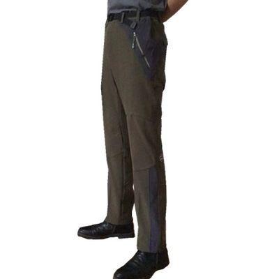 韩国品牌出口原单新款成人男女户外登山裤长裤加绒加厚冲锋裤