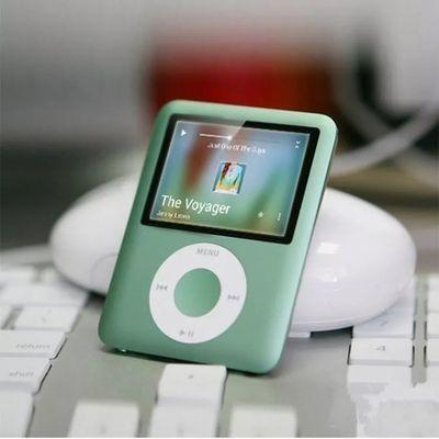 mp3音乐播放器OTG超薄可爱迷你随身听有屏MP4学生跑步运电子书