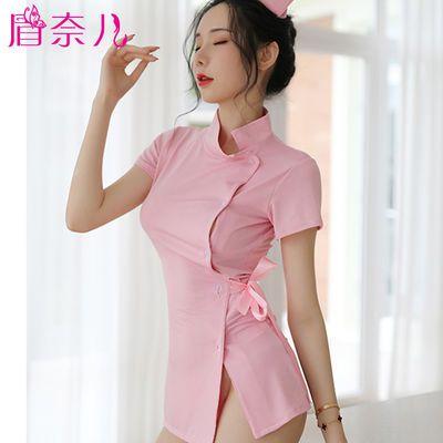 情趣内衣女角色扮演性感短裙女护士制服大码极度诱惑套装免脱超骚