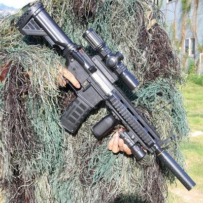 2020新品儿童玩具枪软弹水弹枪男孩巴雷特狙击枪穿越火线子弹绝地