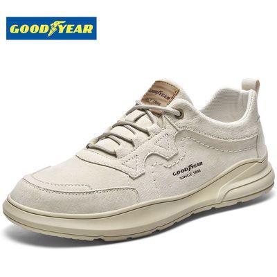 1905年,固特异进军鞋业,传承固特异轮胎优秀工艺和配方,固特异鞋底具有优良的止滑性,耐磨性,大大提高了鞋子的安全性和耐久性,固特异的鞋底也因此名声大噪,2016年9月:GOODYEAR   FOOTWEAR品牌中国大陆地区总经销授权双驰集团旗下厦门市云戈运动科技有限公司进行运营。固特异由此遍布全国各大城市,卖家店渝千家,广受国人好评