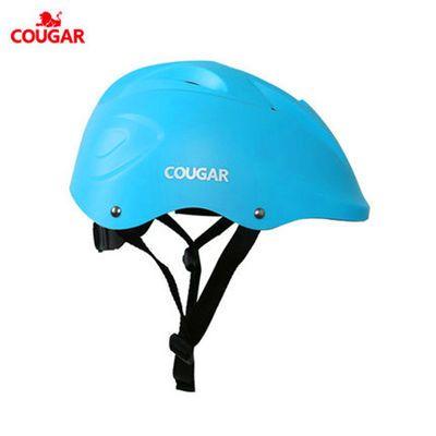 美洲狮MT05轮滑成人儿童头盔滑板平衡车防摔自行车运动护膝安全帽
