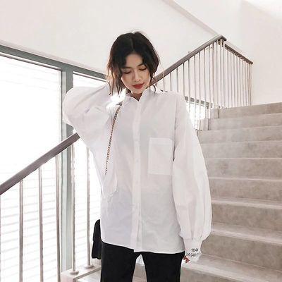衬衫设计感小众很仙的上衣洋气OL收腰衬衫马甲两件套春款套装潮