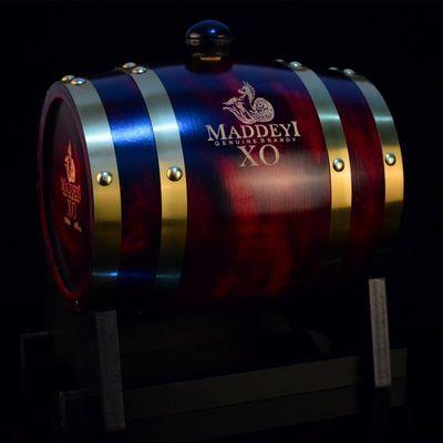 爆款洋酒xo白兰地橡木桶 法国进口原酒xo白兰地酒柜酒吧KTV葡萄酒
