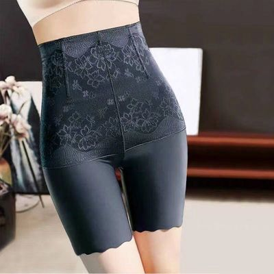 【一裤两用】高腰收腹塑身内裤瘦腰瘦身安全打底裤防走光平腿瘦腿
