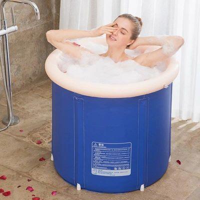 加厚折叠洗澡桶家庭浴桶大号泡澡桶家用浴缸儿童洗澡桶浴盆