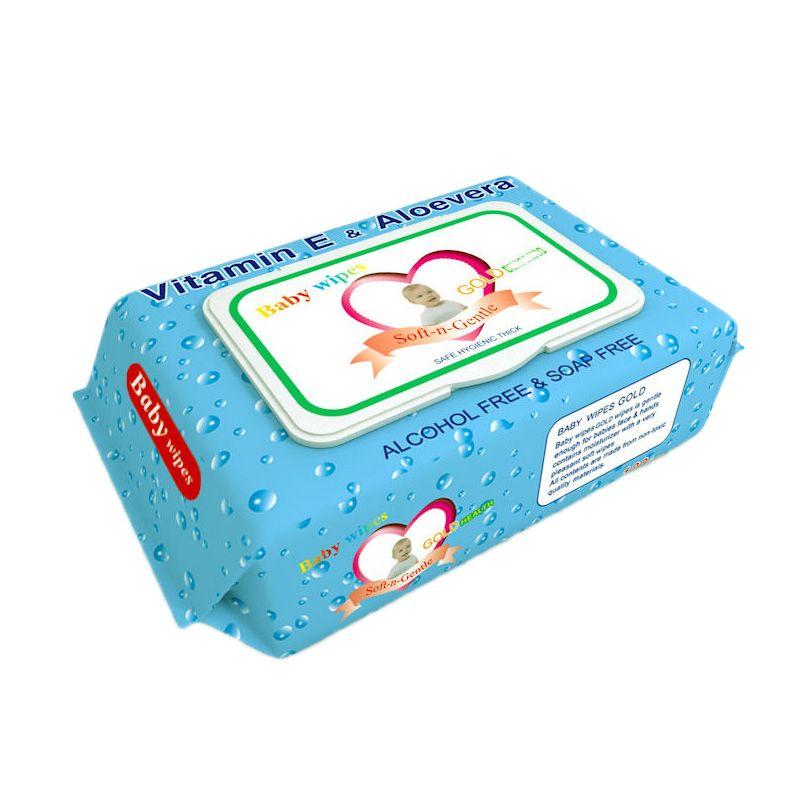 现货婴儿湿巾手口儿童宝宝手口成人学生带盖湿纸巾批发10大包/3包
