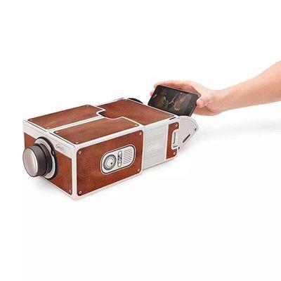 投影仪9.9块DIY迷你家用迷你抖音同款便携式投影仪迷你微型投影机