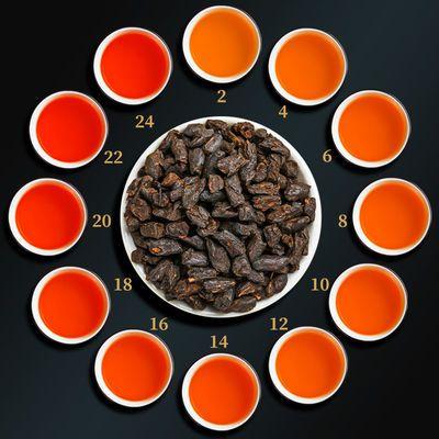 【年中大促】云南普洱茶化石500克糯香碎银子熟茶特级散茶老茶头