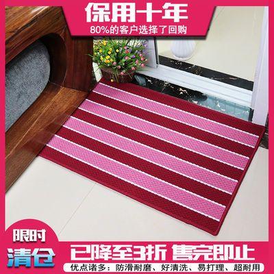 进门地垫卫生间浴室防滑吸水地垫入户卧室除尘耐脏易清洗地毯门垫