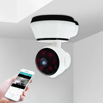 无线WIFI监控摄像头高清监控器家用手机远程夜视室内智能摄像机