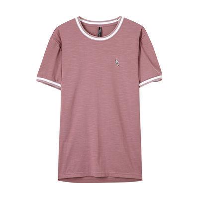 吊牌价¥119  男针织短袖恤 707128