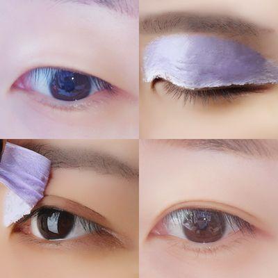 买2送1黛诗涵永久双眼皮定型霜网红抖音夜间定型神器无痕自然隐形