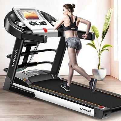 立久佳跑步机 家用小型迷你静音折叠走步机健身器材MT900跑步机
