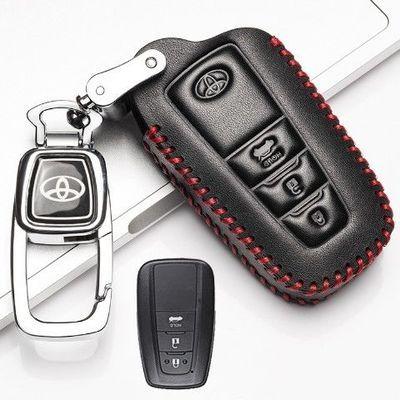 2019款广汽丰田雷凌钥匙套雷凌双擎尊贵版真皮钥匙包17改装款专用
