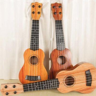 可弹奏小孩小提琴儿童乐器玩具吉他初学迷你男孩音乐小学生手提琴