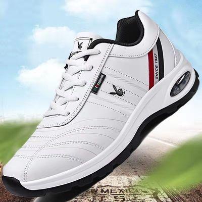 花花公子国际春季男鞋运动鞋厚底鞋耐磨跑步鞋休闲鞋舒适旅游鞋潮