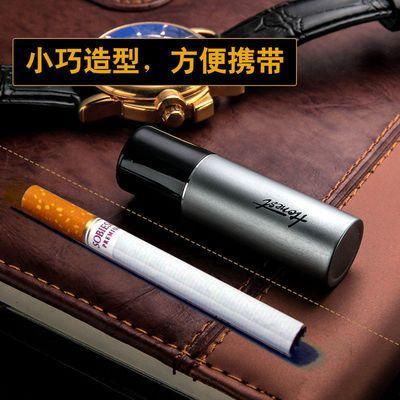 百诚迷你砂轮煤油创意男女金属个性迷你精致点烟打火机礼盒试用油