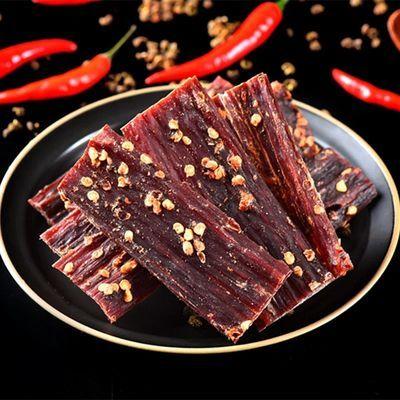 四川九寨沟风干牦牛肉干500g内蒙古正宗手撕超干牛肉干西藏特产