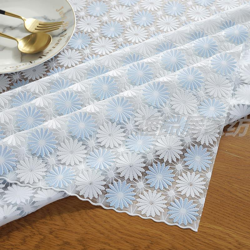 欧式pvc免洗防水防烫防油塑料餐桌布