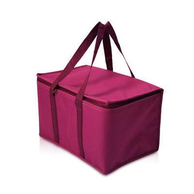 现货手提饭盒袋牛津布铝箔海鲜保温袋加厚冰包野餐保冷保鲜包定制