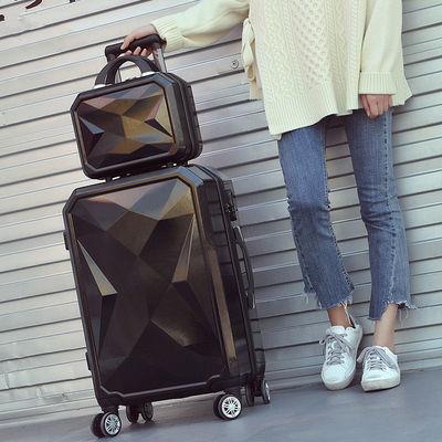 【特价硬箱】时尚行李箱男女学生拉杆箱韩版密码箱旅行箱包登机箱