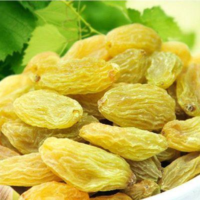 【新货精品】新疆无核吐鲁番葡萄干中大颗粒树上黄绿宝半斤到2斤