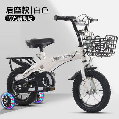 爆款新款儿童自行车2-3-4-5-6岁男女小孩脚踏车14寸16寸18寸小孩