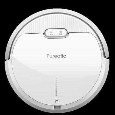 pureatic扫地机器人家用全自动智能吸尘器洗擦地扫地拖地一体机V2