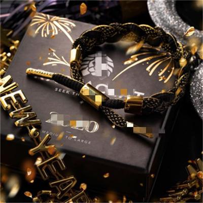 小狮子限定系列2020新年元旦礼物情侣鞋带手链