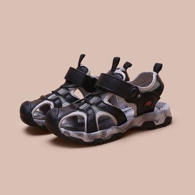 彼得潘正品男童凉鞋夏季中大童运动沙滩鞋夏天透气防滑儿童鞋6081