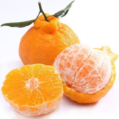 【好吃不上火】四川丑橘不知火丑八怪2/5/10斤新鲜水果橘子丑桔