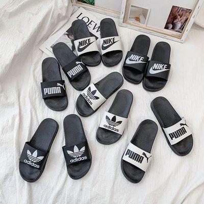 韩版男拖鞋夏外穿情侣潮流时尚个性学生拖鞋女室内防滑居家凉拖鞋
