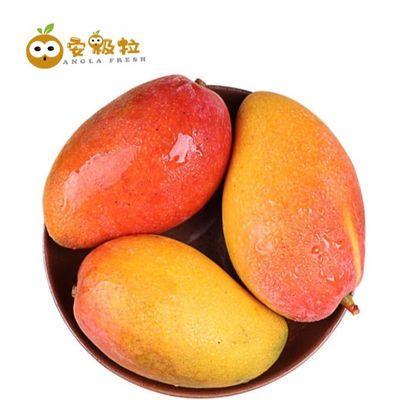 正宗海南贵妃芒果红金龙芒热带新鲜水果非青芒小台芒果非金煌水仙