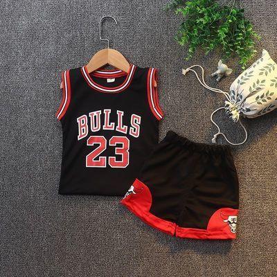 夏季男女童装篮球服幼儿园表演比赛背心短裤宝宝篮球衣服运动套装
