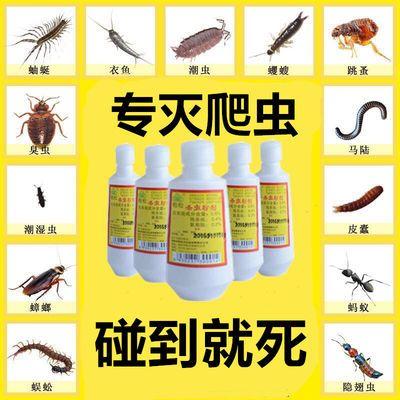 杀虫粉灭蚂蚁蟑螂潮虫蜈蚣跳蚤虱子药家用杀虫剂杀臭虫药