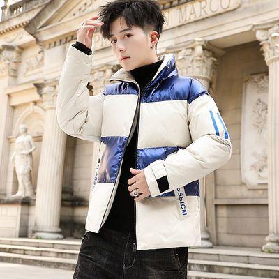 2020新款男士短款宽松工装棉衣外套青年夹克男生羽绒棉袄加厚潮流
