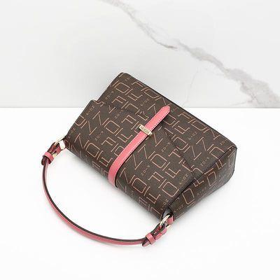 FION/菲安妮女包 品牌包包女时尚单肩斜挎包 手提包女小包豆腐包