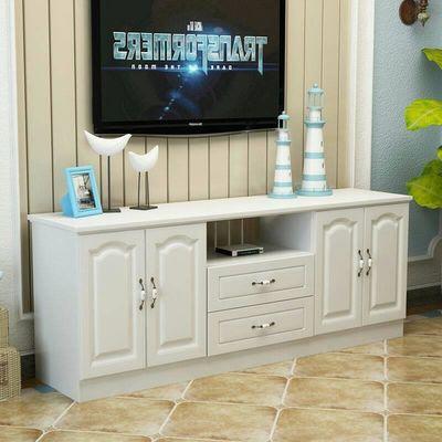 卧室实木电视柜茶几组合北欧轻奢电视机柜简约现代小户型客厅储物