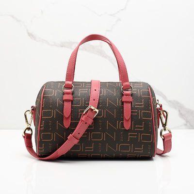 FION/菲安妮女士手提包 欧美时尚波士顿枕头包斜挎小包女品牌女包