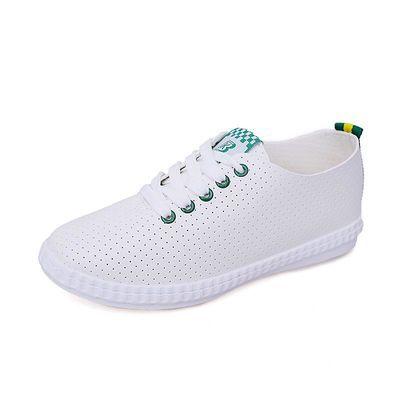 夏季练车鞋女软底平底学车专用百搭防滑薄款韩范儿小白鞋透气单鞋