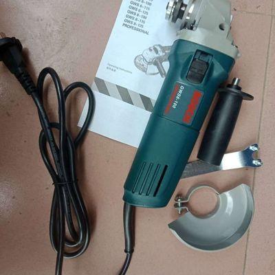 BOSCH博世GWS6-100角磨机打磨机石材切割抛光多功能家用磨光机